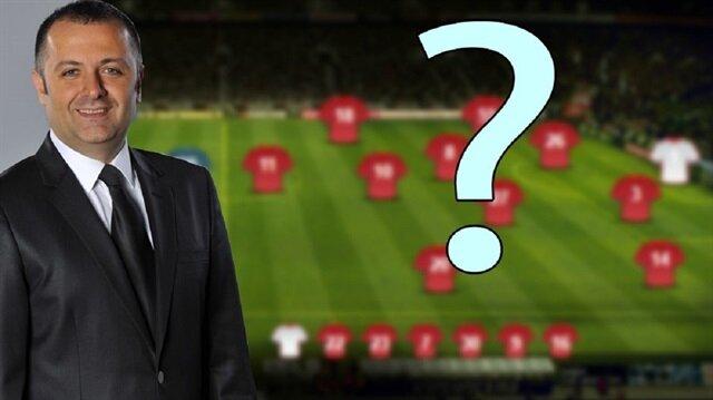 Mehmet Demirkol Süper Lig'de sezonun 11'ini açıkladı