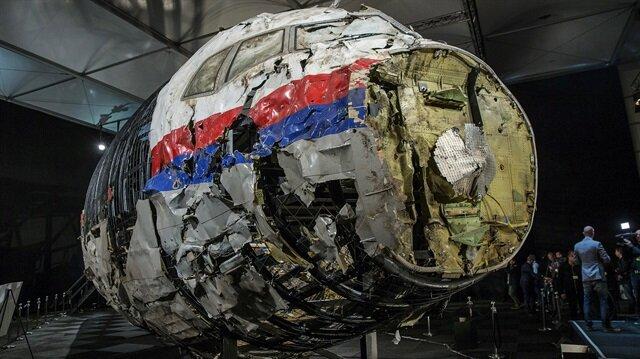 298 kişiyi taşıyan Malezya uçağını Rus füzesi vurmuş