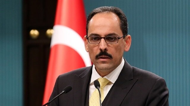 المتحدث باسم الرئاسة التركية: هبوط قيمة الليرة مصطنع ومؤقت