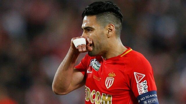 Bu sezon ligde 26 maça çıkan Falcao, 18 gol atarken 4 de asist yaptı.