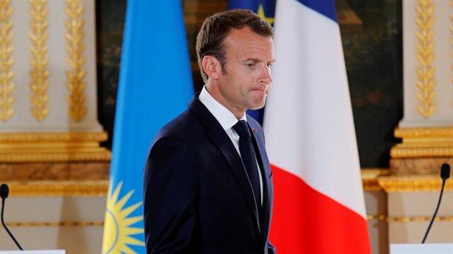 Fransa'ya 'Netanyahu' çağrısı: İptal edin