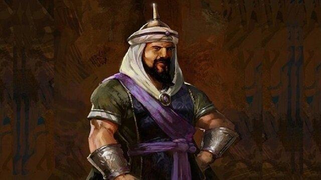 """Şarkın en sevgili sultanı """"Selahaddin Eyyubi"""""""
