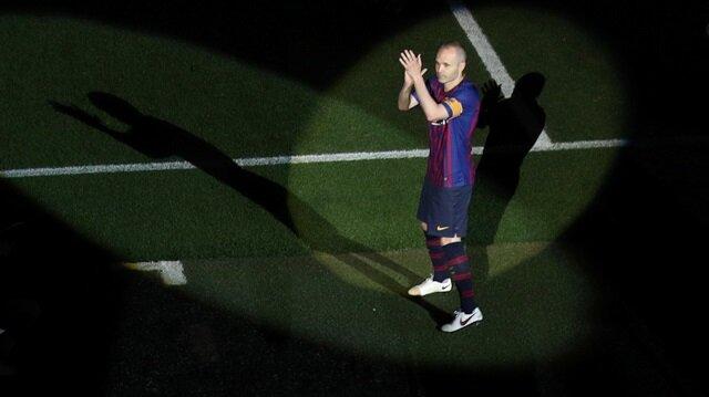 Andreas Iniesta'nın iki yıllık kazancı şaşkına çevirdi