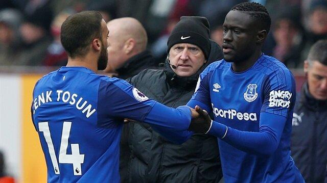 Everton'ın soyunma odasında kriz