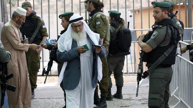 İsrail'den Ramazan zulmü!
