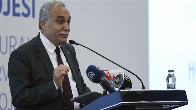 Tarım Bakanı Fakıbaba'dan İnce'ye mazot yanıtı