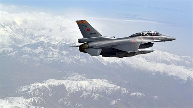 غارات تركية تقضي على 6 إرهابيين شماليّ العراق