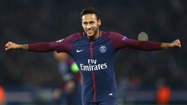 Sezon başında PSG'ye transfer olan Neymar'ın adı Real Madrid'le anılıyordu.