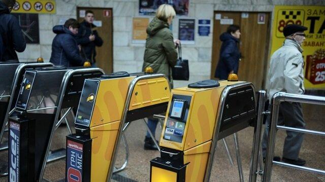 Kiev subway resumes operation after bomb warning false alarm