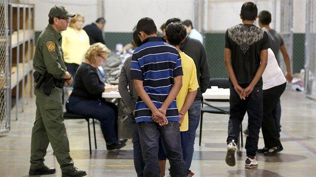 ABD'li sınır devriyeleri kimsesiz çocuk göçmenleri istismar ediyor
