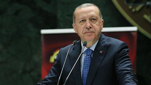 الرئيس التركي يهنئ
