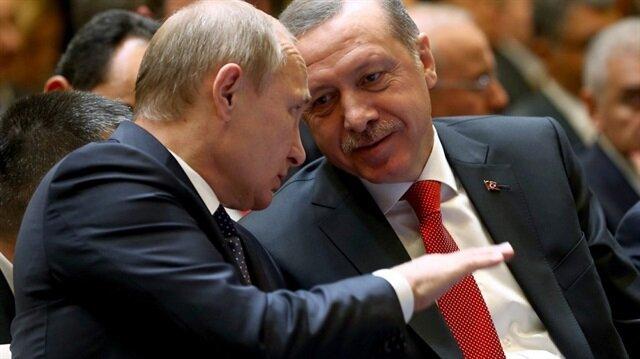 هكذا وصف فلادمير بوتين الرئيس التركي أردوغان