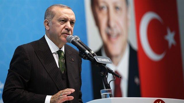 Cumhurbaşkanı Erdoğan'dan emniyet teşkilatına müjde