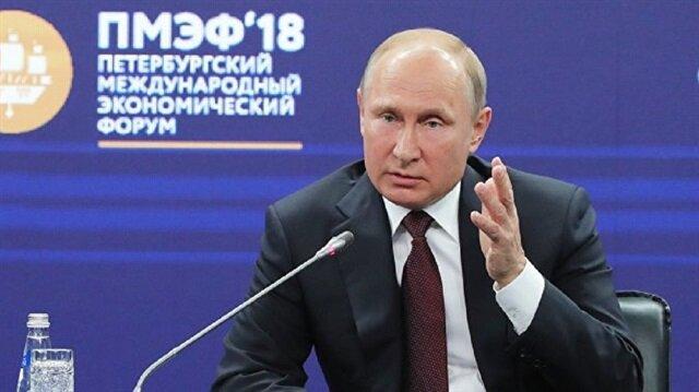 الرئيس الروسي يعتبر أن 60 دولارا  لسعر برميل النفط سعر مناسب