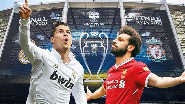 Salah mı<br>Ronaldo mu?