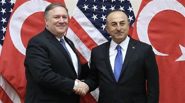 مجموعة العمل التركية الأمريكية تضع خارطة طريق للتعاون حول منبج