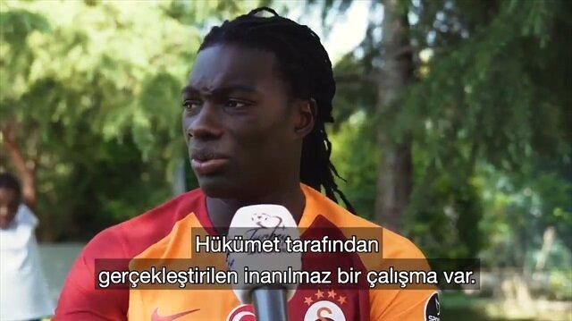 Gomis'ten Euro 2024 için Türkiye'ye destek