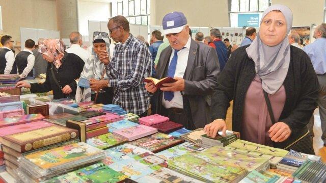 Almanya'nın  Kitap ve Kültür Fuarı