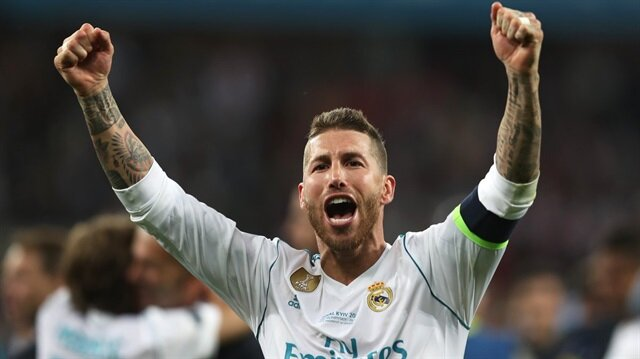 Sergio Ramos'tan Muhammed Salah paylaşımı