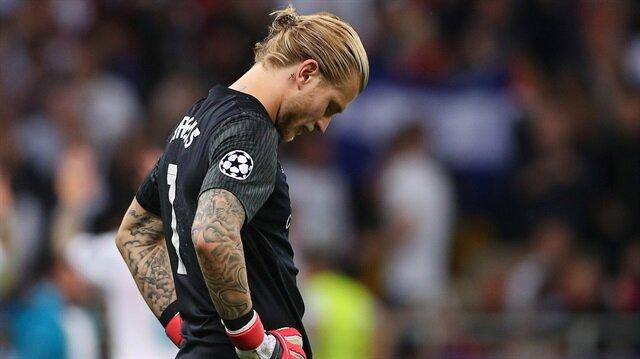 Liverpool'u yıkan kaleci Karius: Hala uyuyamadım