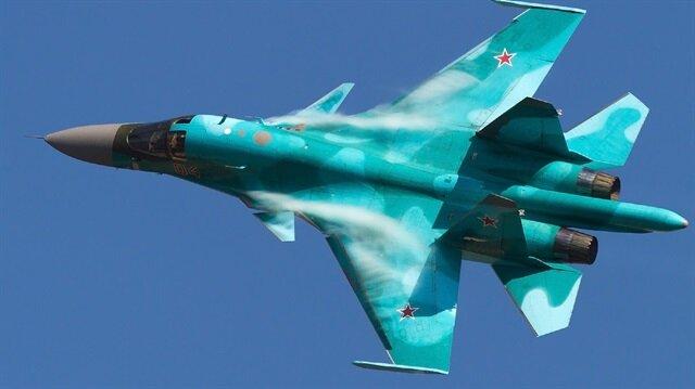 Rus ile İsrail savaş uçakları karşı karşıya geldi