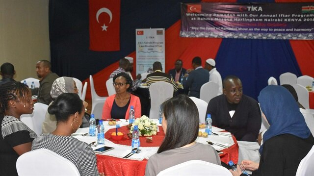 Kenyan Muslims, Christians unite at iftar dinner