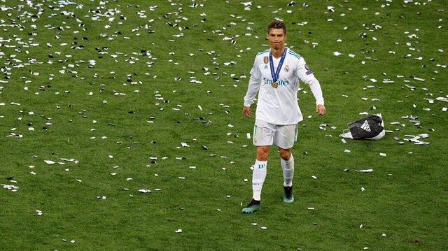 Cristiano Ronaldo'dan veda gibi açıklama