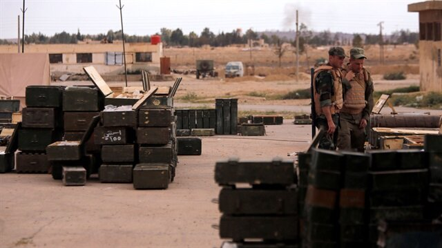 Four Russian military personnel killed in Syria's Deir al-Zor