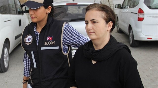 FETÖ'den gözaltına alınan eski Ankara İstihbarat Müdürünün hakim eşi adliyeye sevk edildi