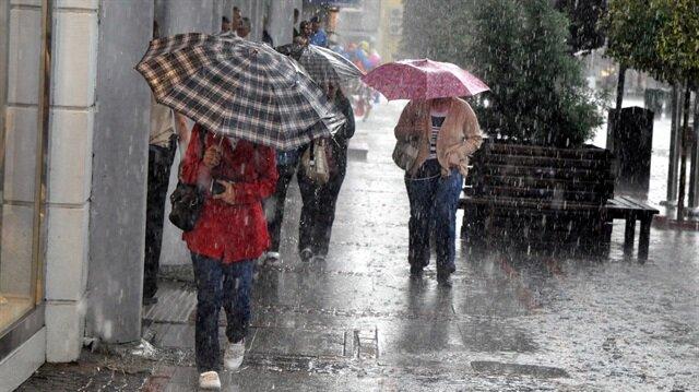 Doğu Anadolu'da sağanak yağış etkili olacak