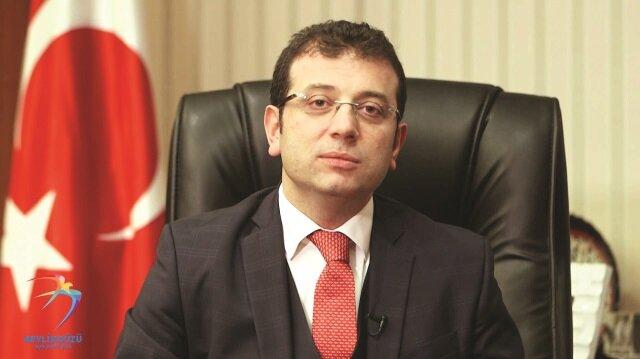 CHP'li Beylikdüzü Belediye Başkanı Ekrem İmamoğlu