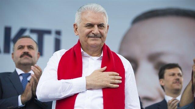 Yıldırım: Kürtlerin PKK sorununu hallettik