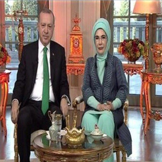 Cumhurbaşkanı Erdoğan'ın başlattığı seferberlik yarım milyona ulaştı