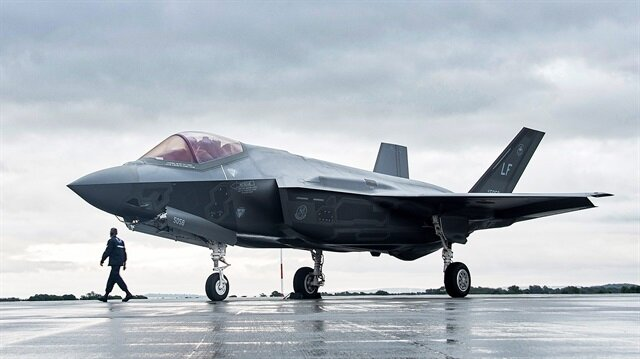 F-35'ler için alternatifler hazır