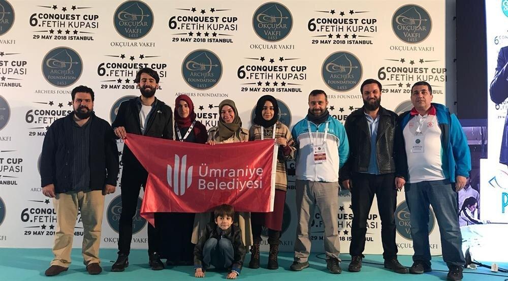6. Fetih Kupası Geleneksel Okçuluk yarışmaları.