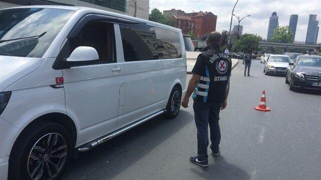 Binlerce UBER sürücüsü ve müşterisine ceza kesildi
