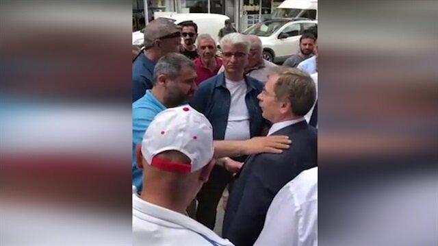 Abdüllatif Şener'e Konya'da büyük şok!