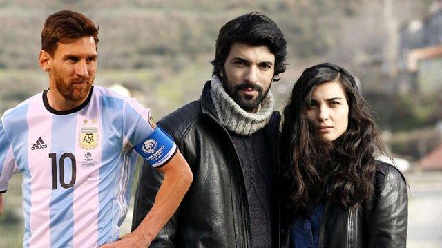Lionel Messi, Türk dizisinin hayranı çıktı!