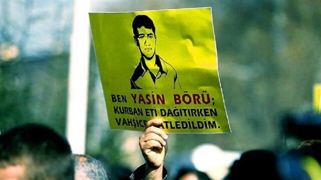 Yasin Börü davasının firari sanığa tutuklama kararı