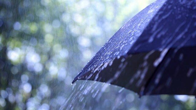 3 ile sağanak yağış uyarısı