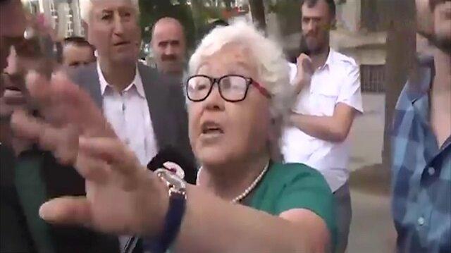 Yaşlı Teyze'den 'Neden Erdoğan'a oy vereceksiniz?' sorusuna şiir gibi cevaplar