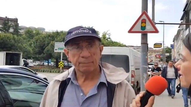 CHP'li olduğundan utanan adam AK Parti'ye oy vereceğini söyledi