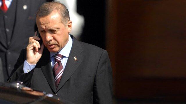 Erdoğan ile Gürcü mevkidaşı telefonda görüştü