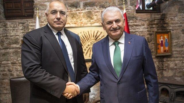 Başbakan Yıldırım'dan Borisov'a TANAP daveti