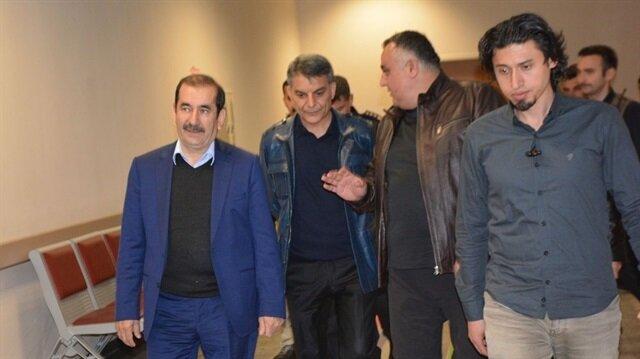 Bitlis'te polisleri taşıyan minibüs devrildi