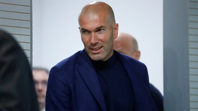 Zidane 20 milyon eurodan vazgeçti