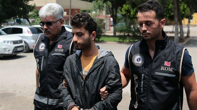 İYİ Parti Çukurova İlçe Gençlik Kolları Başkanı Sefa B. gözaltına alındı