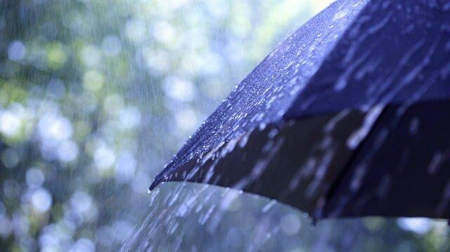 Meteoroloji bazı illere sağanak uyarısında bulundu.