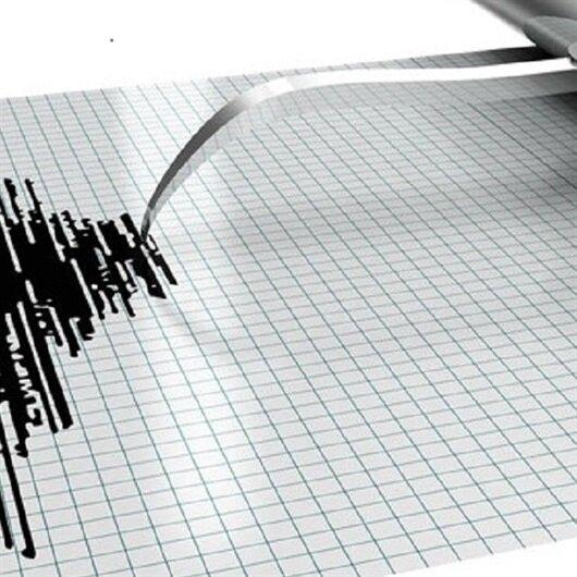 Kastamonu'da 3.7 şiddetinde deprem