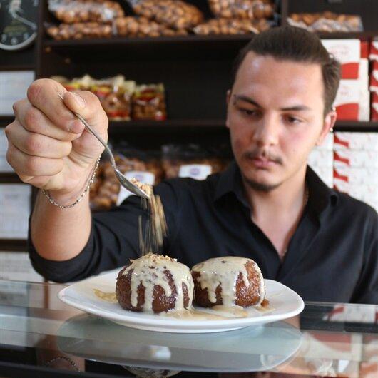 Hayrabolu tatlısı ramazan sofralarını süslüyor